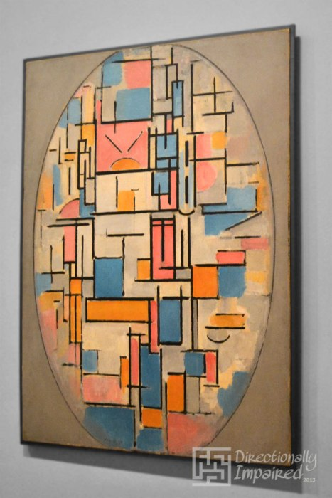 Piet-Mondrian-Composition-in-Oval-Planes-I-1914